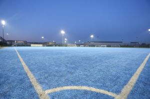 The-blue-community-pitch-in-the-eveningJPG