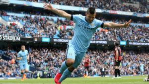 sergio aguero cele right