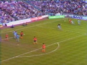 City - Luton, mai 1983