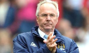 Det ble bare én sesong som City-manager på Sven-Göran Eriksson