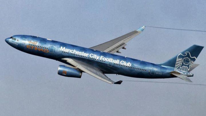 Fan Friday - Etihad Airways