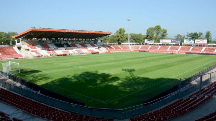 Girona stadium