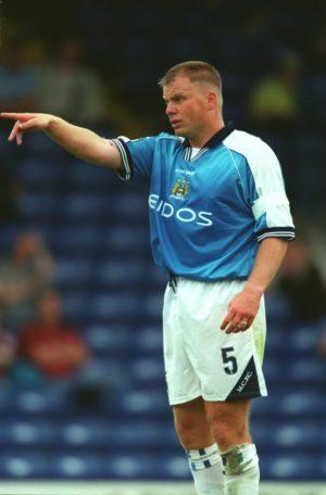 Soccer - Friendly - Bury v Manchester City