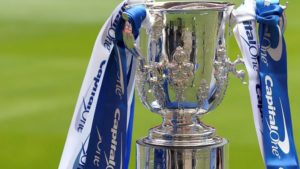 File photo dated 01-03-2015 of A general view of the Capital One Cup.