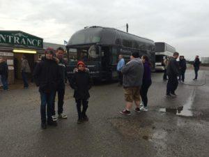 Reiseblogg buss til Norwich