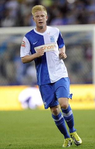 Allerede i august 2011 kunne Kevin De Bruyne bekrefte at Chelsea var interessert i å kjøpe ham.