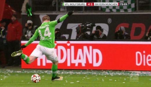 En stor dag for alle Wolfsburg-supportere!