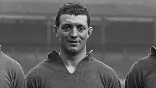 Tommy Johnson, her etter overgangen til Everton
