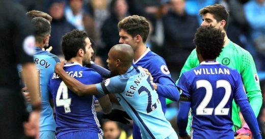City tapte nøkkelkampen hjemme mot Chelsea i Manchester, og etter det stakk Chelsea ifra.