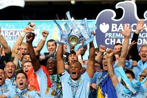 City har vært stabilt gode de siste sesongene og vunnet jevnt med troféer.